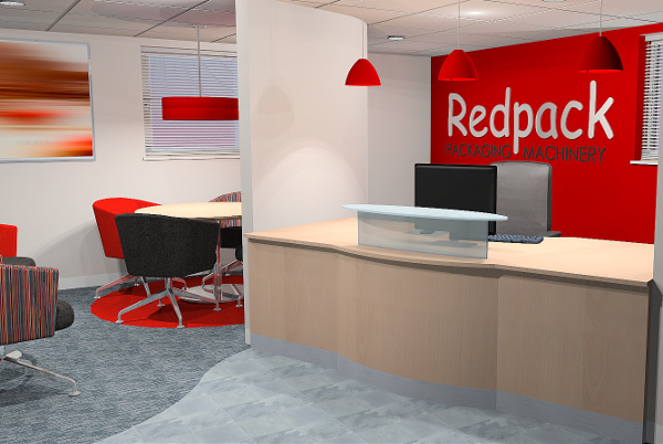 redpacks new reception