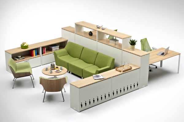 A new approach to storage from Herman Miller.