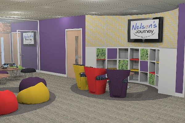 New headquarters designed for a local charity