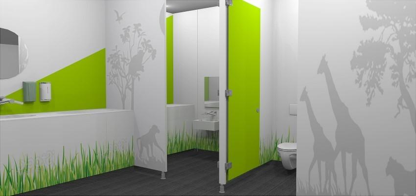 The Forum Children's Toilets