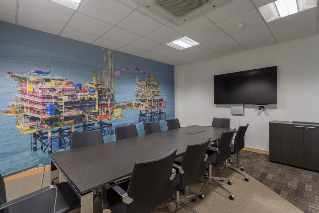 chc meeting room design