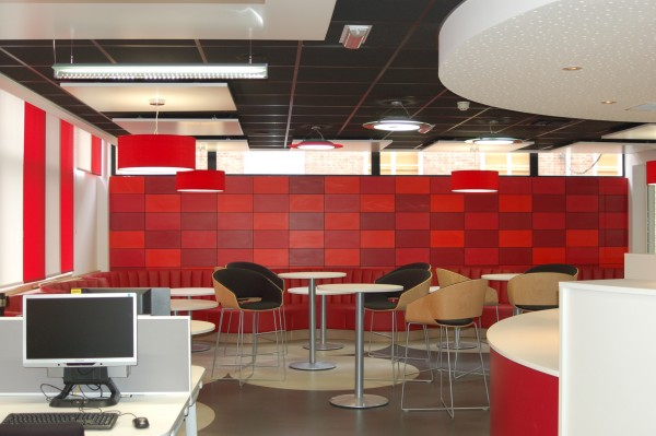 City College Start up Lounge