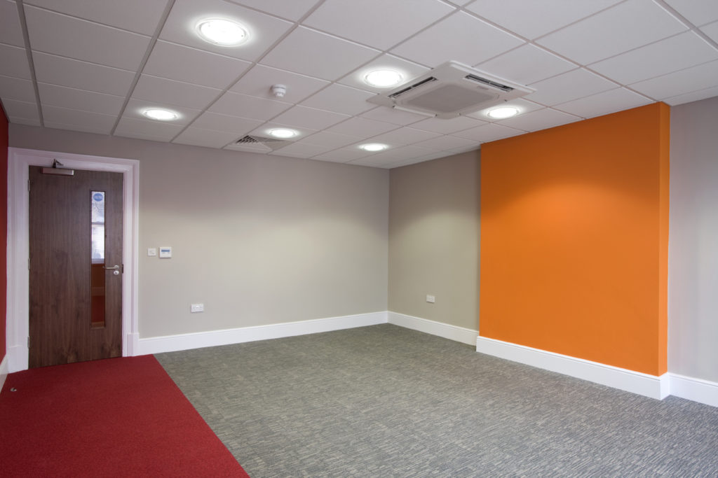 meeting room office fit out