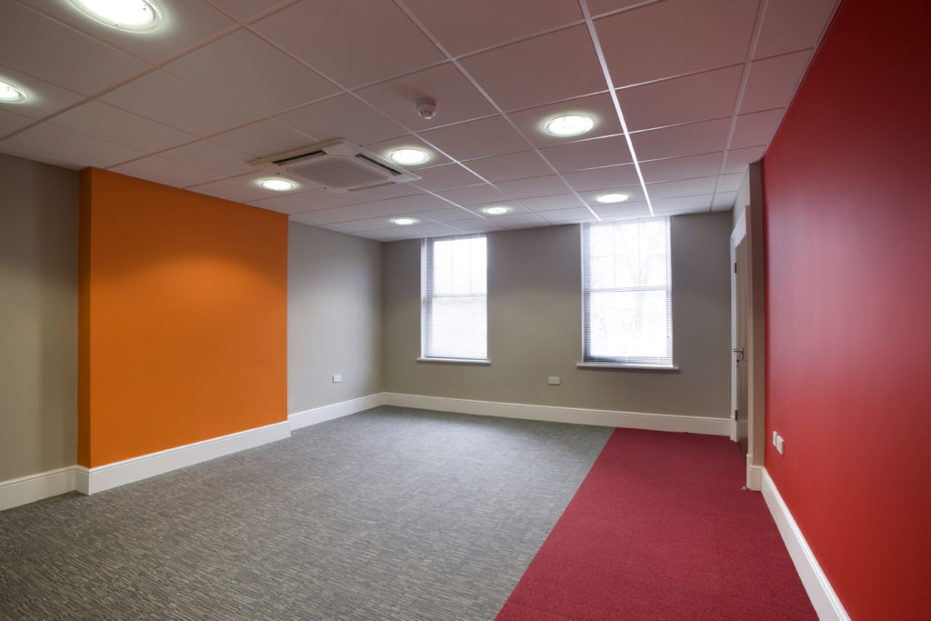 norfolk office design meeting room