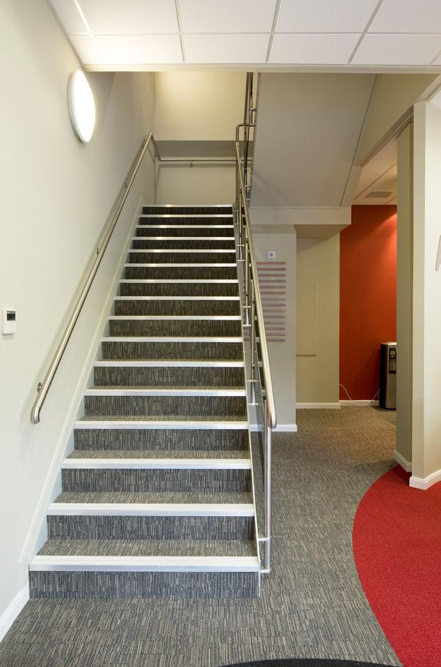 stairwell interior design