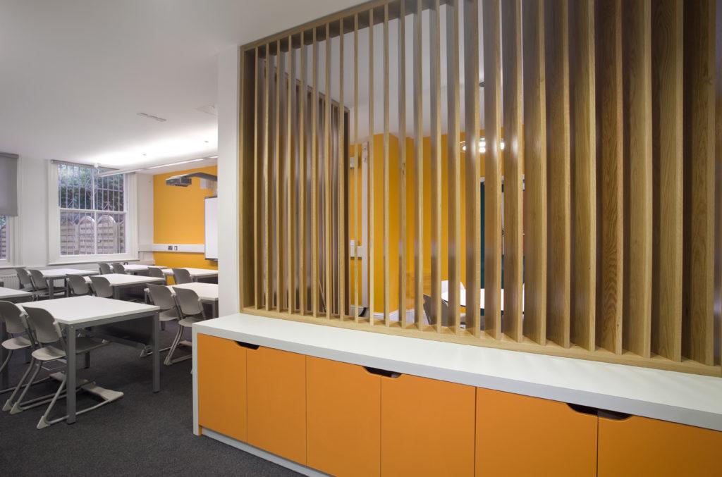 bluespace interior design for notre dame