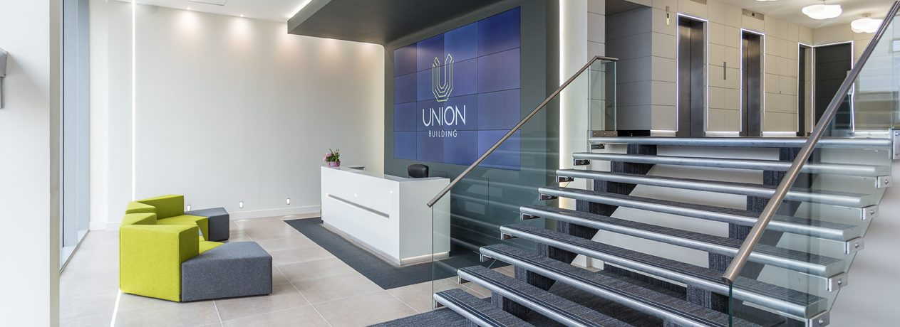 Reception Fit Out Norwich