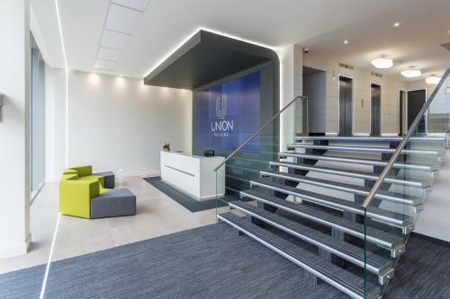 Norfolk Office Design by Bluespace