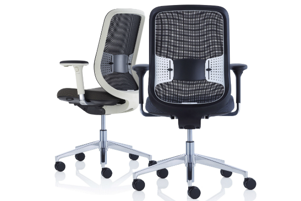 A new chair which gives you more for less