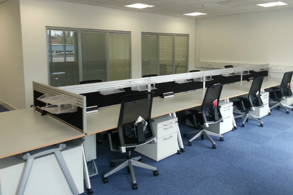 Another furniture installation completed!