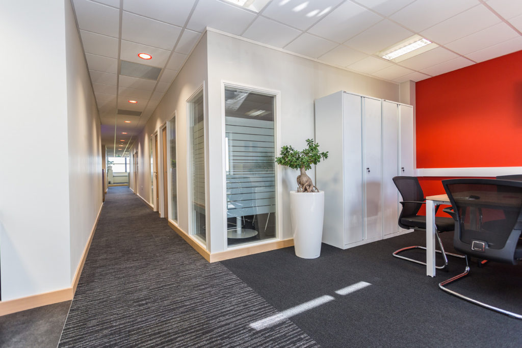 Office fit out and furniture from Bluespace