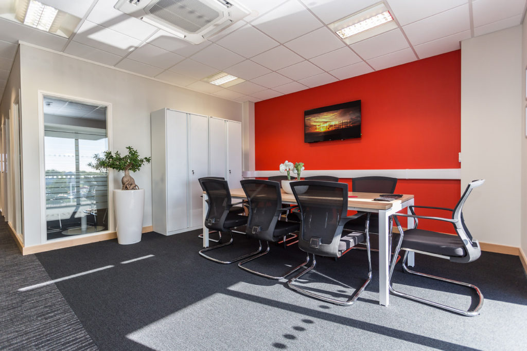Bluespace office fit out
