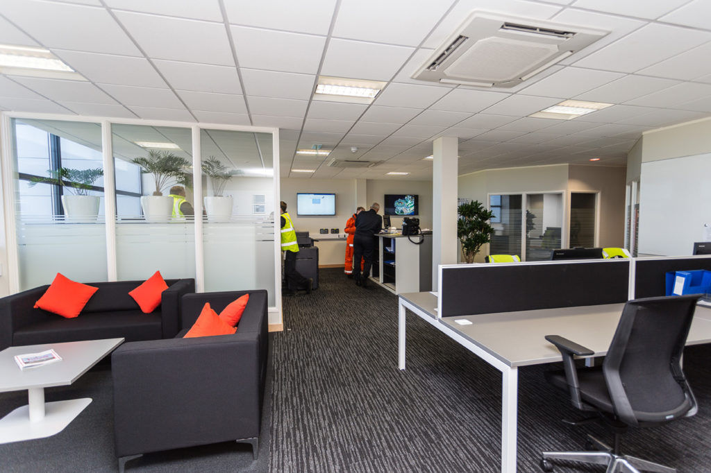 office furniture and fit out