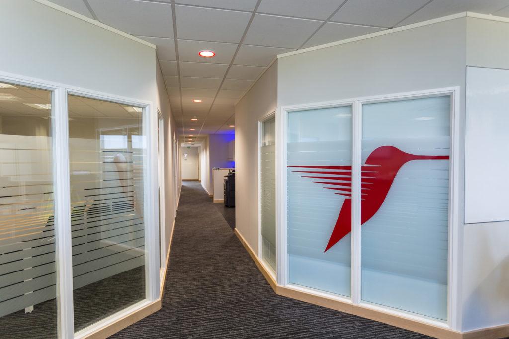 Bluespace office design
