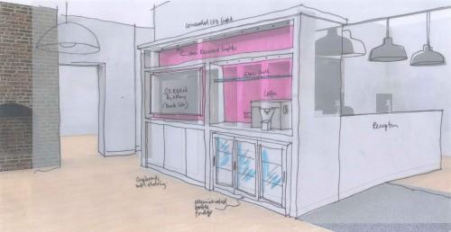 Office design by Bluespace Ltd