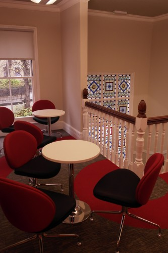 Office refurbishment by Bluespace Ltd