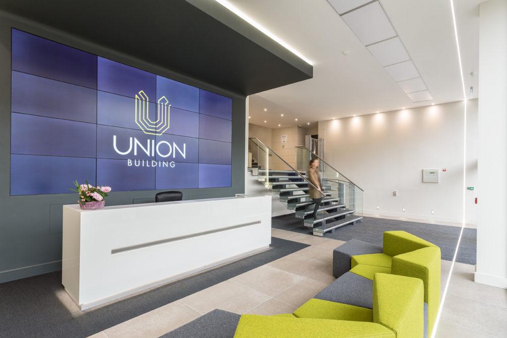 Union Building Reception Design Norwich