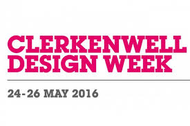 Clerkenwell Design Week 2016 Is Here