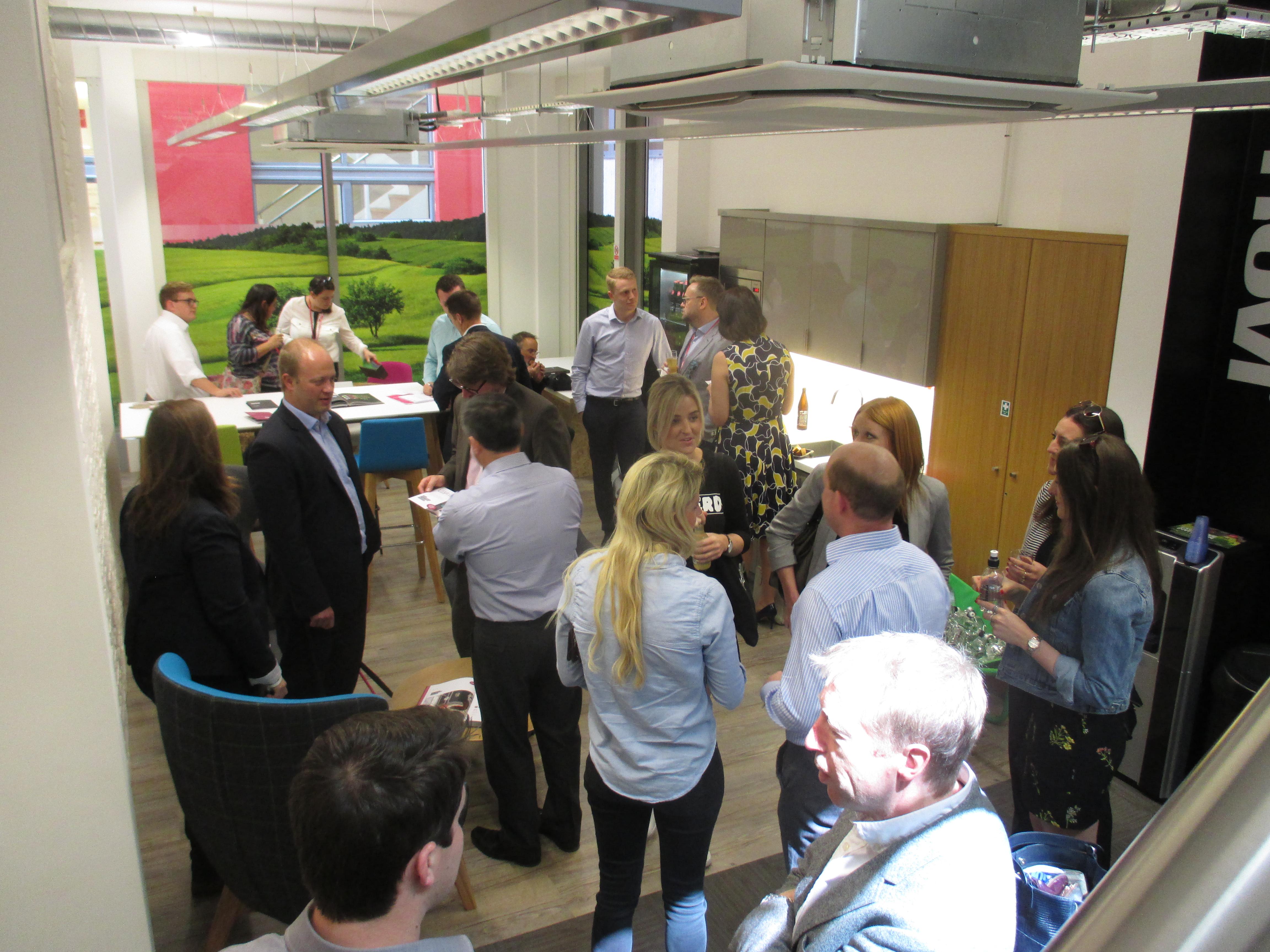 Office Refurbishment Norfolk at Clerkenwell Design Week