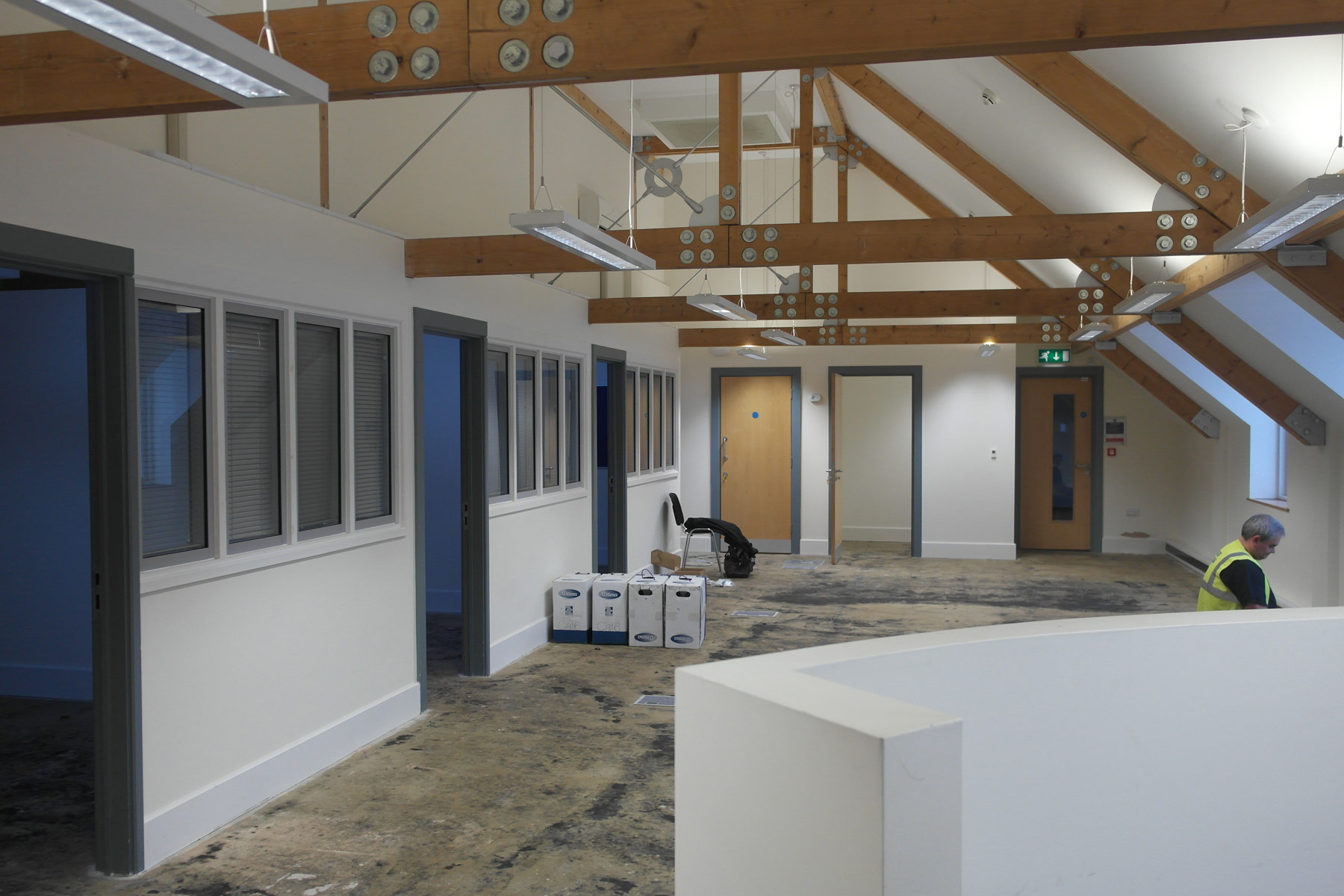 batemans office design refurbishment norwich