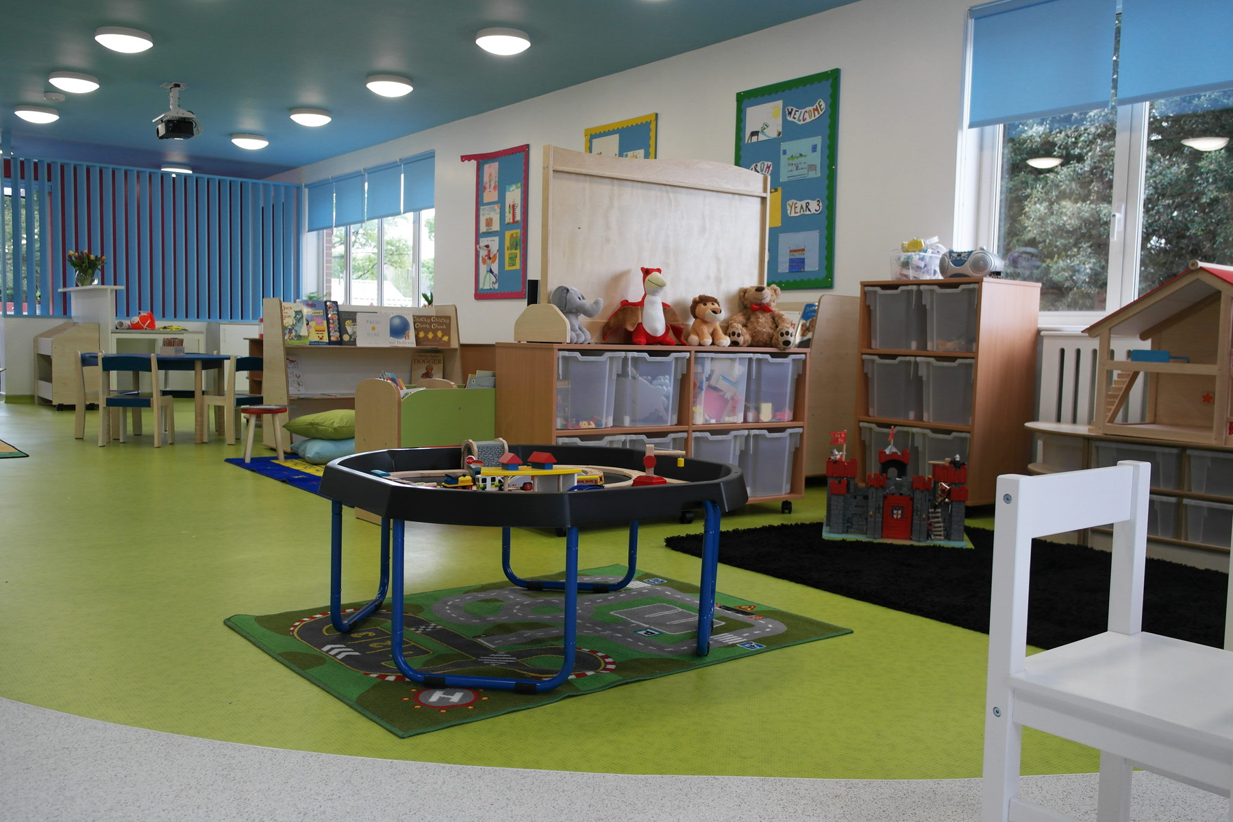 beeston hall pre prep classroom design