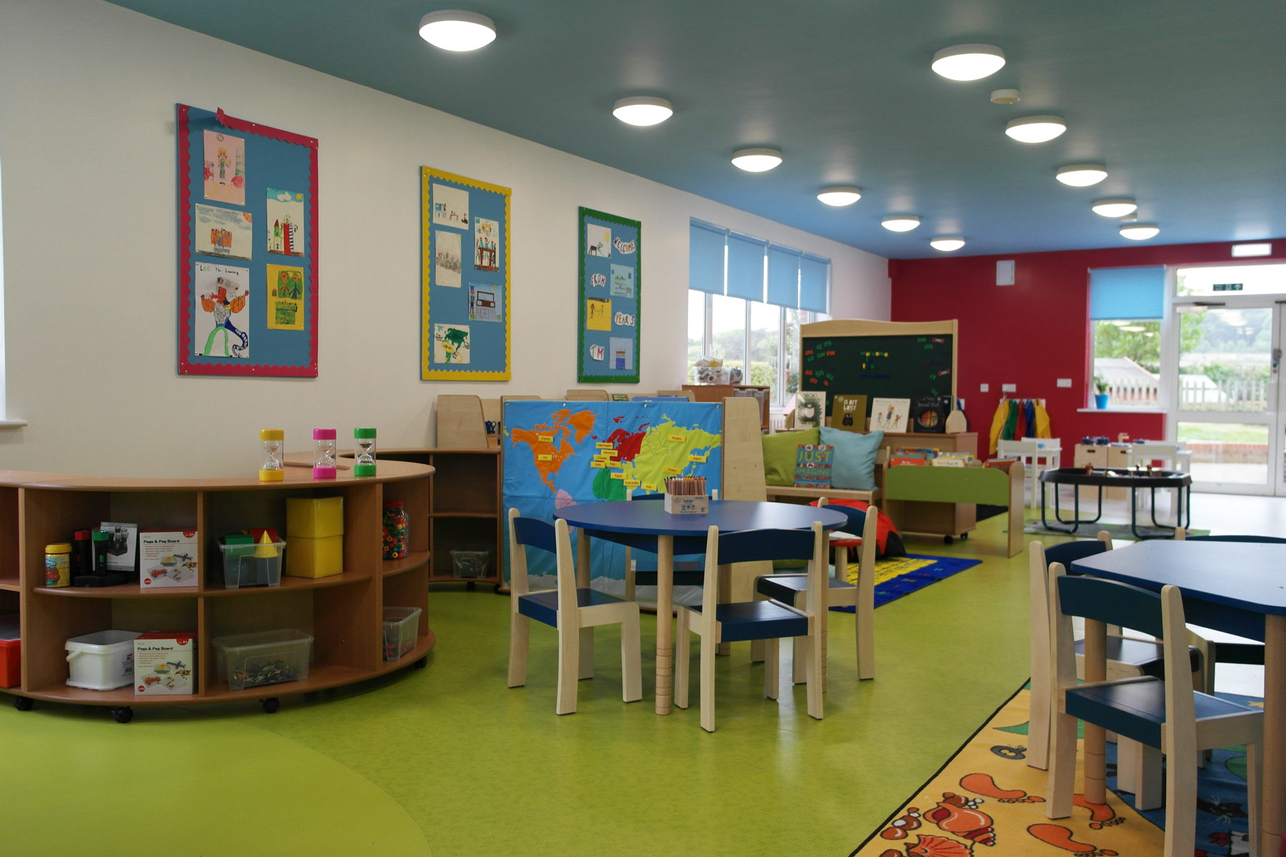 beeston school refurbishment norfolk