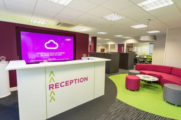 Farnell Clarke Office Design