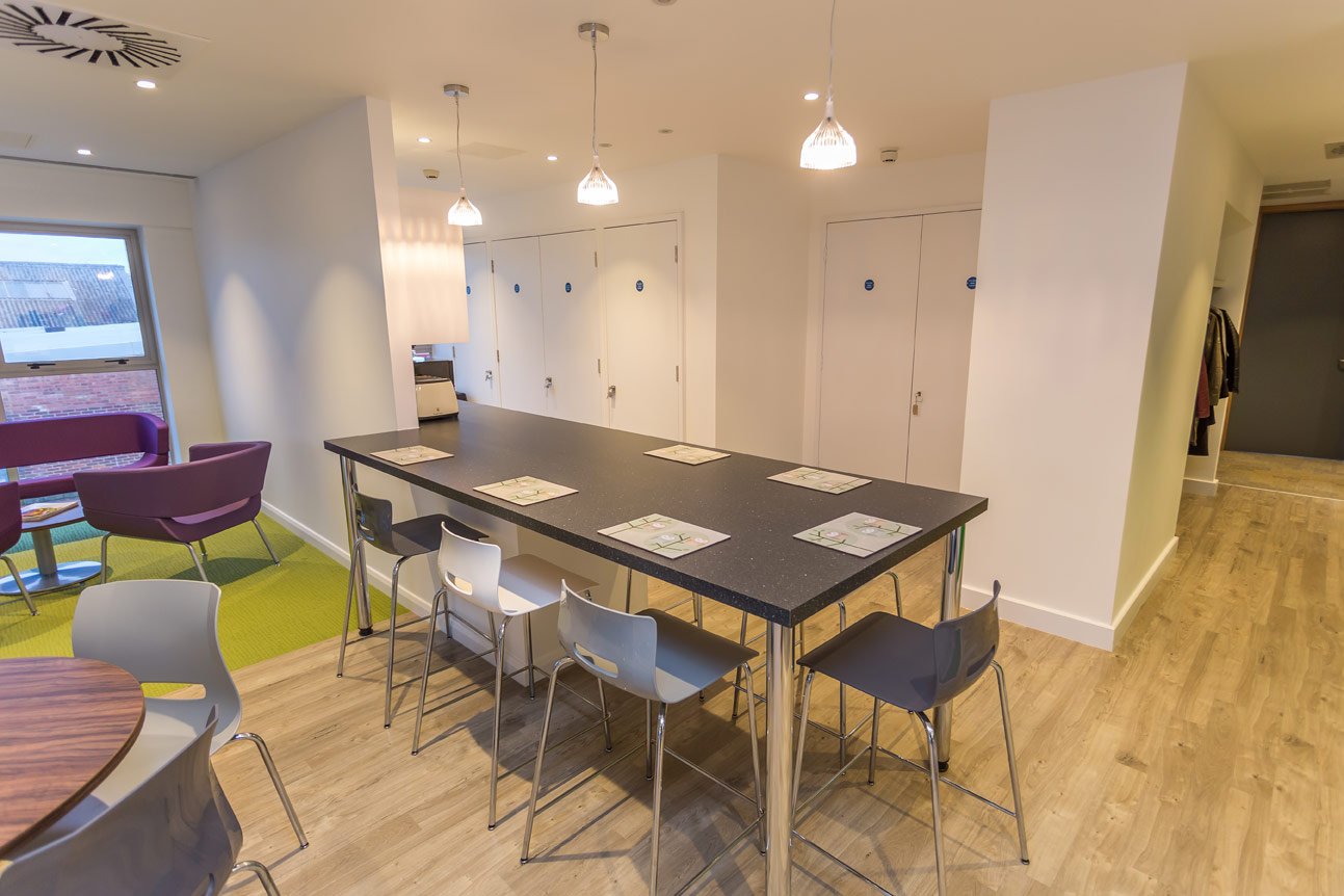 office furniture installation for legal firm in cambridge