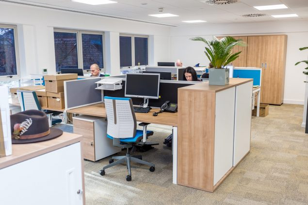 would you like to speak to us about your office design project