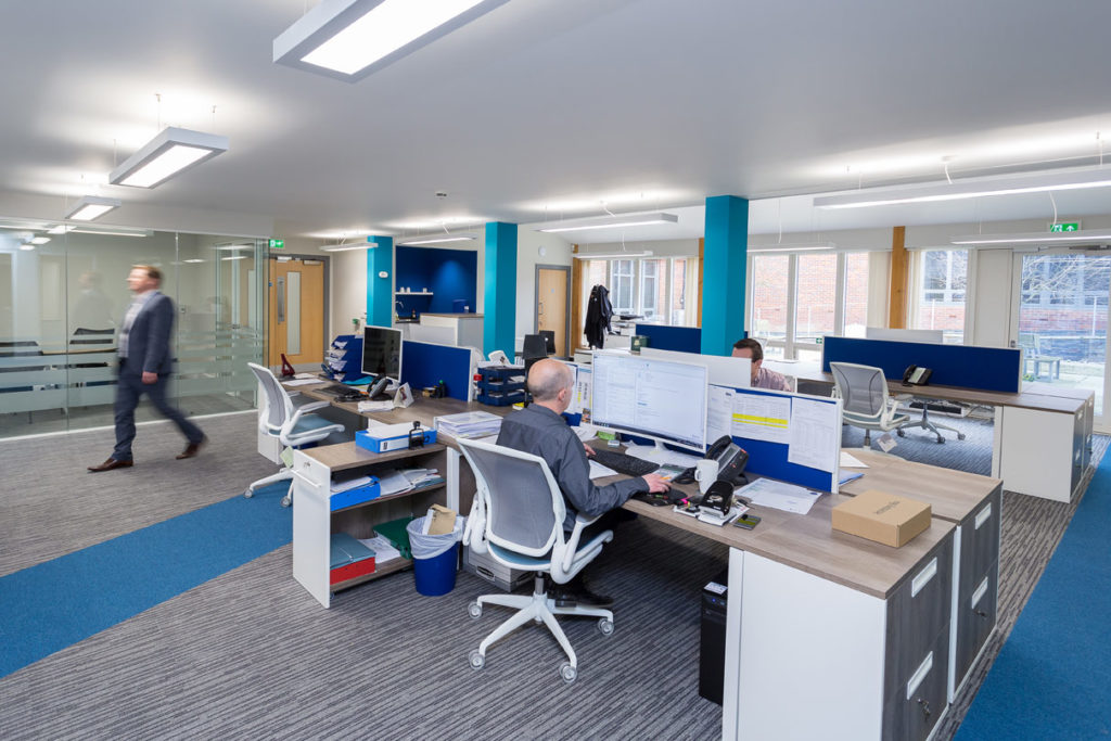 bateman-groundworks-office-refurbishment