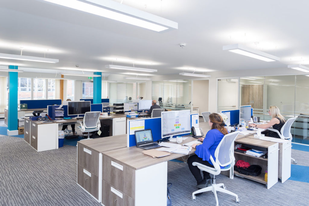 bateman-groundworks-open-plan-office-design