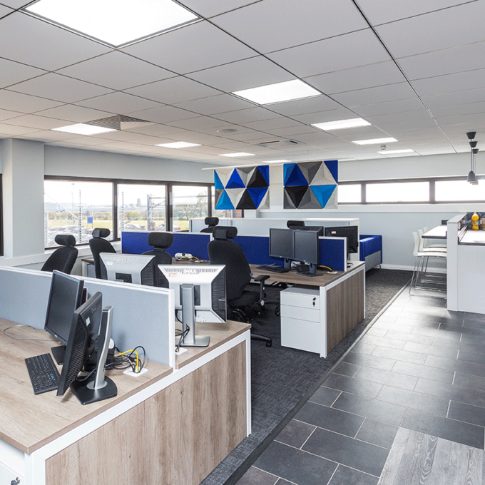 Office Design, Fit Out & Refurbishment Norfolk, Suffolk
