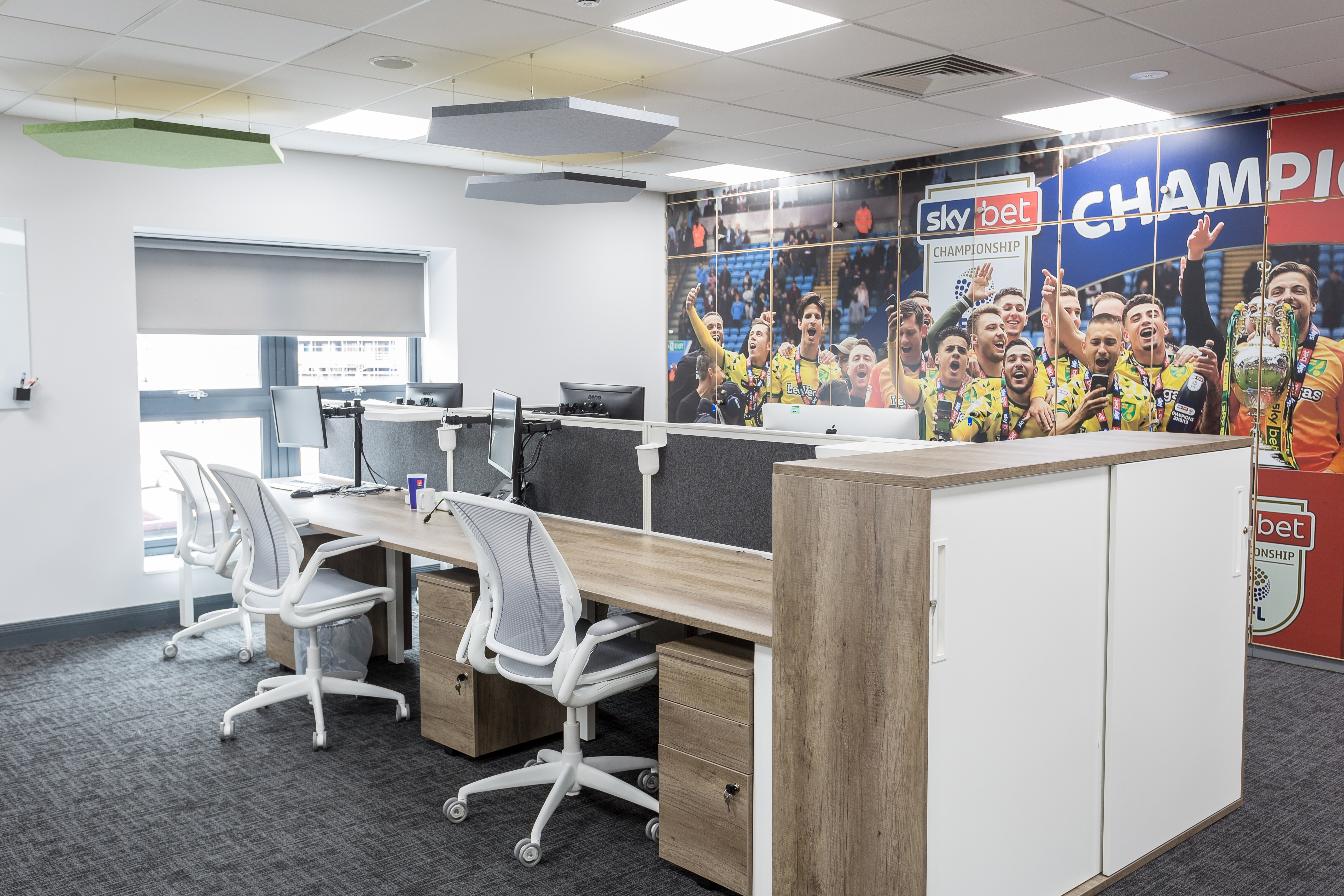 Interior design offices