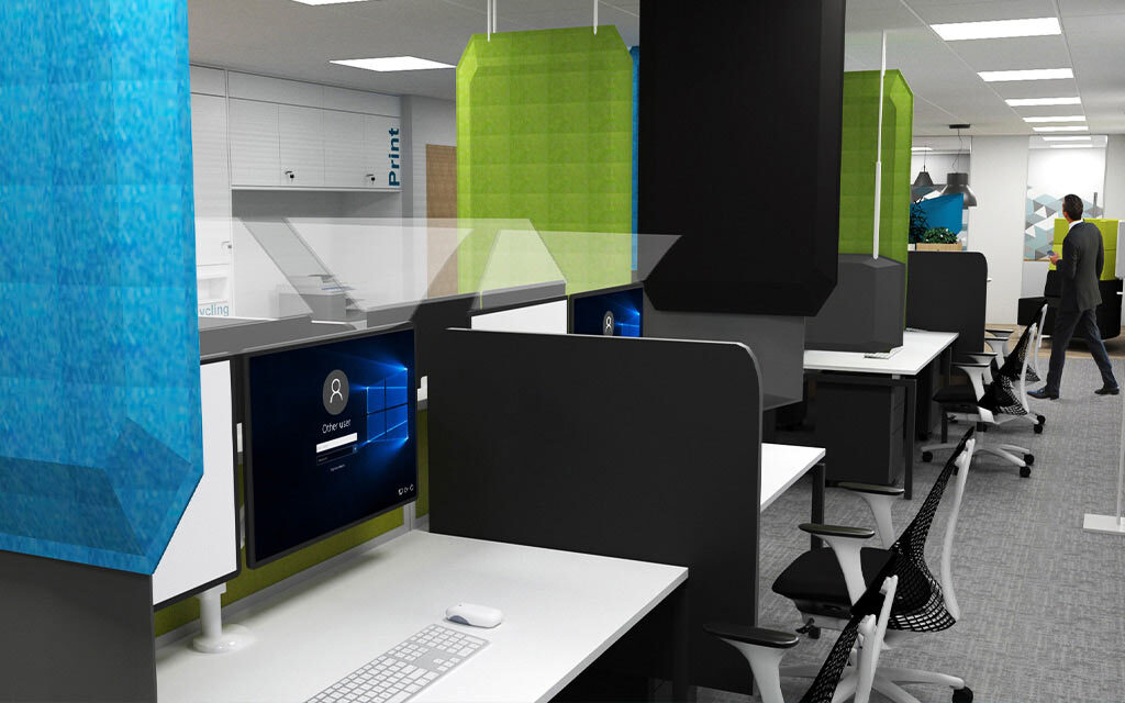 Workspace Interior Office Design