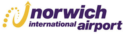 Norwich International Airport logo