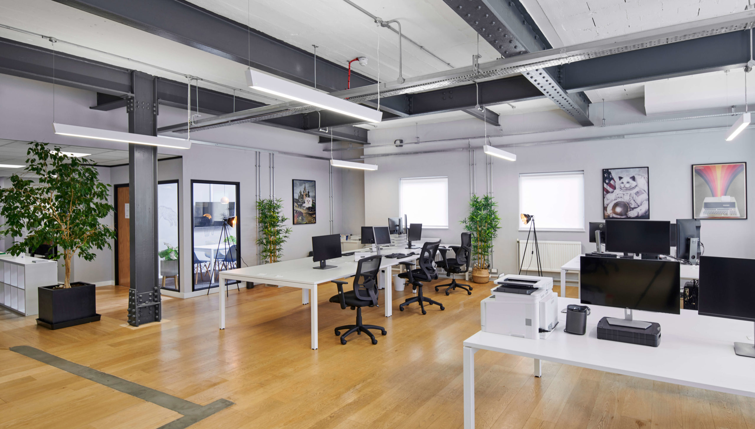 Example of office design Norfolk