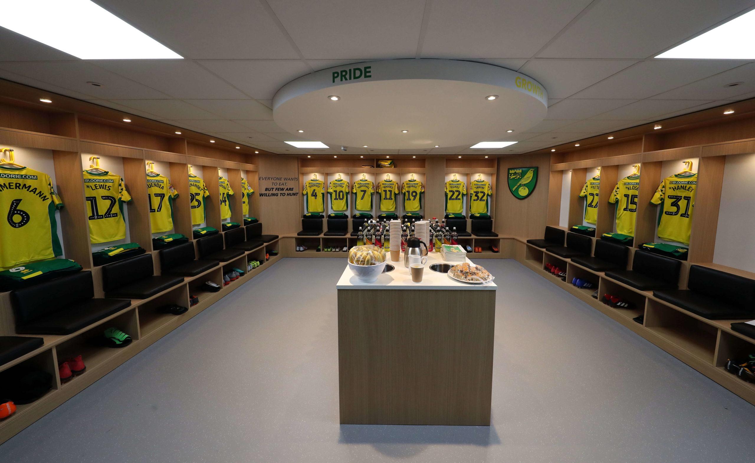 Norwich FC Office Design