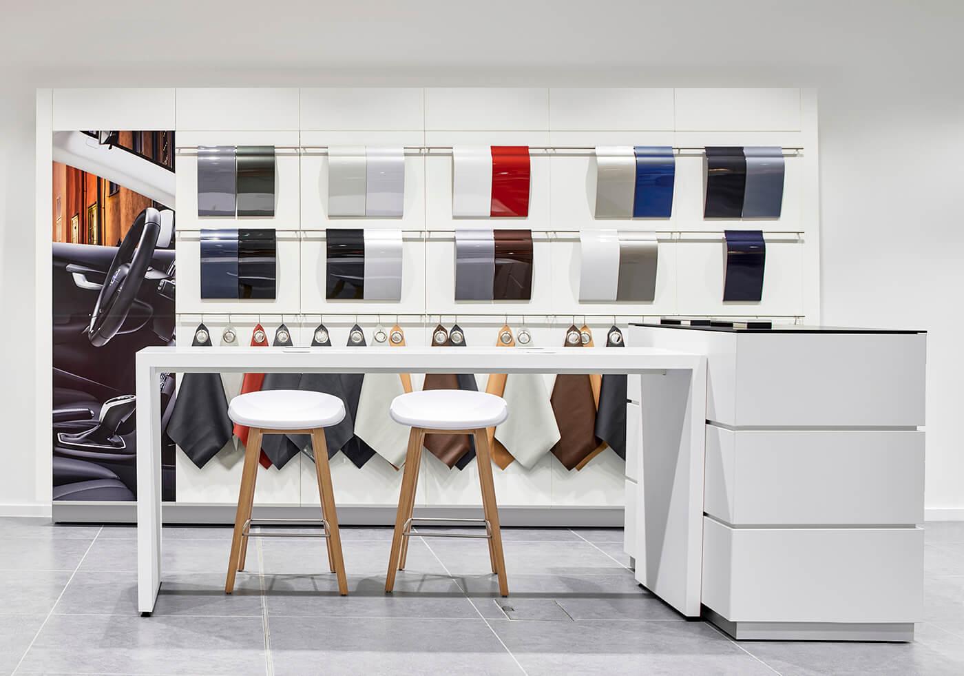 Modern Office Design for Volvo