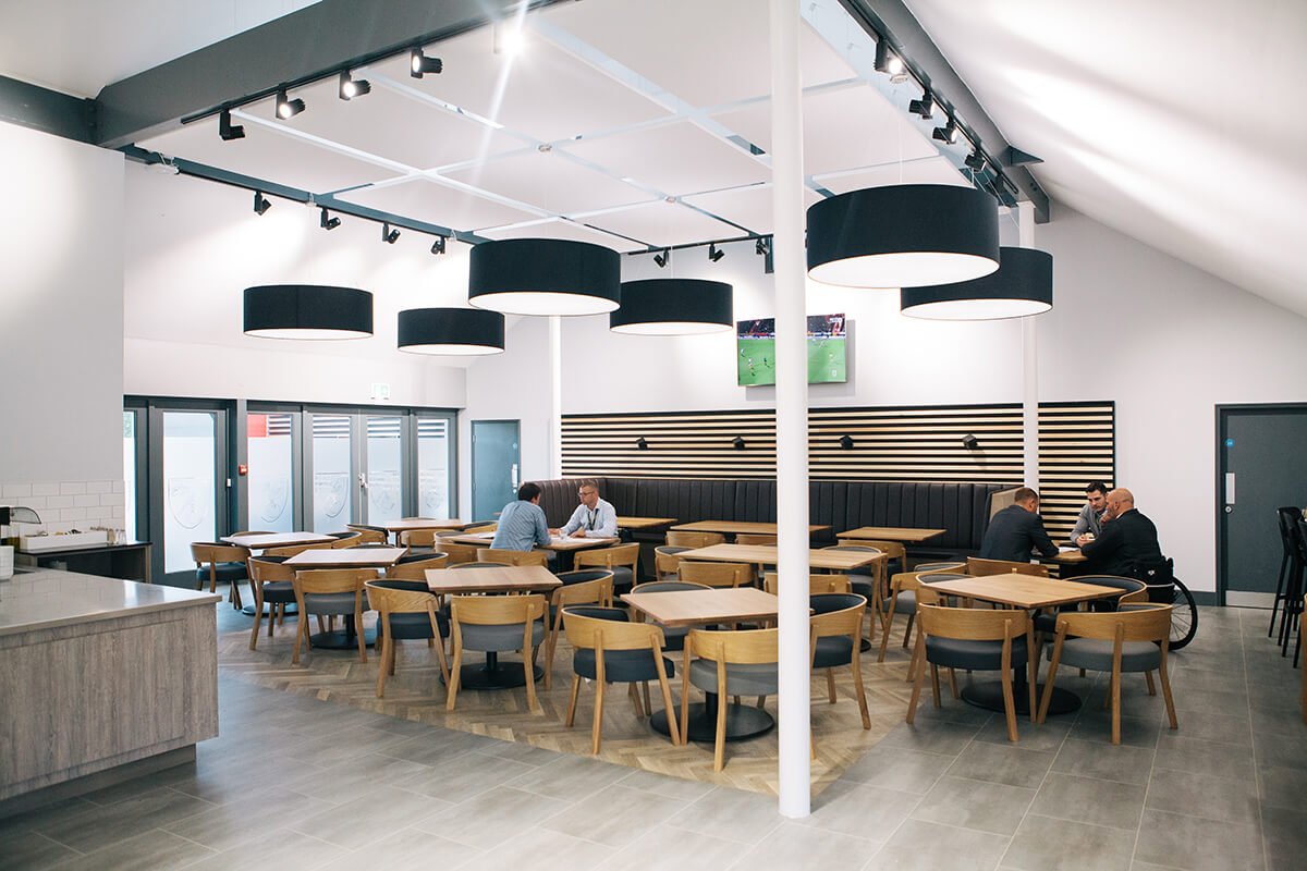 ncfc dining facility