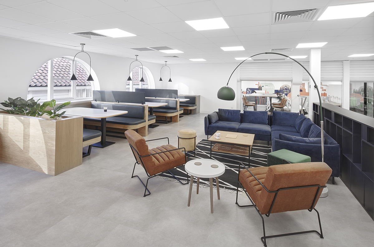 Pikl Break out space design